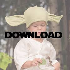 yoda halloween costume kids yoda costume tutorial diy fleece fun