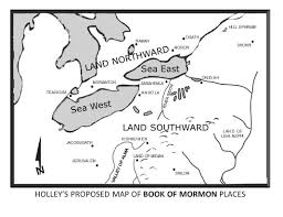 Book Map Book Of Mormon Map Mormonism To Grace