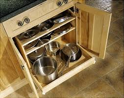 cabinet organizer for pots and pans pot pan drawer in blind corner the first pull out section could