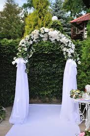 wedding arch wedding arch stock image image of design celebration 32879623