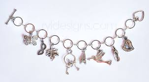ryldesigns customized charm bracelets necklaces earrings and