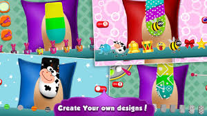 kitty nail salon android apps on google play