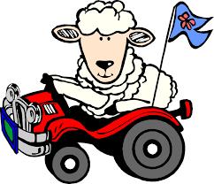 jeep art cartoon driving clip art library