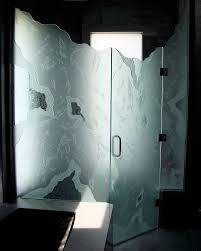 tub with glass shower door designs outstanding frosted glass bathroom doors ideas 5 bathtub