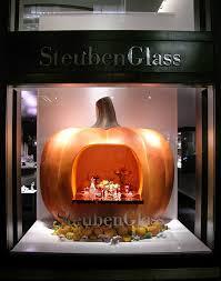 steuben glass window displays on behance