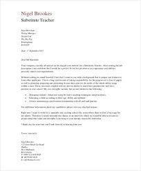 example of teaching cover letter high teacher cover letter