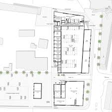 Ground Floor And First Floor Plan by Gallery Of Kullegaard Takes First Place In Holbæk Havneby Design