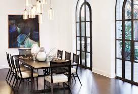 decor modern dining room light fixtures awesome dining room