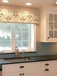 ideas for kitchen window treatments kitchen window treatment ideas onewayfarms com