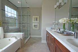 bathroom staging ideas master bathroom staging in mattamy homes rivertown model
