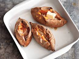 baked sweet potatoes recipe myrecipes