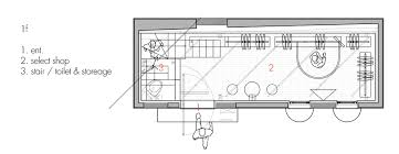 boutique floor plan nordic bros design community creates yellow seoul boutique