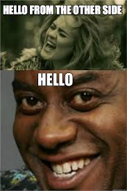 Ainsley Harriott Meme - ainsley harriott from the other side ainsley harriott know