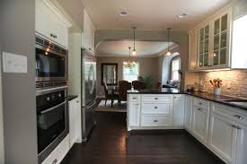 interior design of a kitchen home castle building remodeling inc