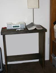 build a simple nightstand blugill urban farm