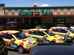 round table pizza hollister ca round table pizza wrap fleet front scs wraps