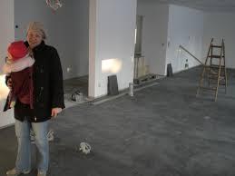 Esszimmer Und Wohnzimmer Christa U0026 Tom U0027s Baublog Esszimmer Küche Und Wohnzimmer Böden