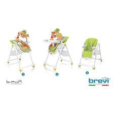 chaise haute brevi b brevi chaise haute b multifonctions bambou blanc et vert achat