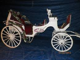 deerfield christmas rides dfw carriages