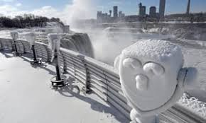 niagara falls freezes pictures guardian