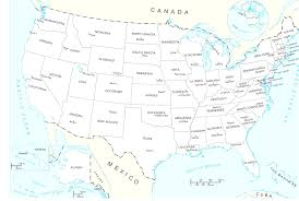 Usa Map Of States by List Of States And Territories The United States At Map Usa 50