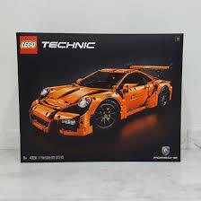 porsche 911 gt3 rs lego 42056 technics porsche 911 gt3 rs toyspree singapore best