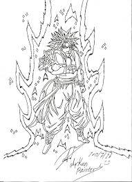 drawing dragon ball arkan10 deviantart