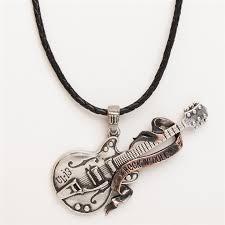 guitar necklace images Alchemy steel guitar necklace jpg