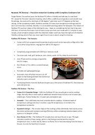 New Wave Cooktop Reviews 74 Best Nuwave Induction Cooktop Recipes Images On Pinterest