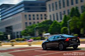 volvo test drive test drive review volvo s60 t6 lowyat net cars