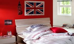 decoration chambre theme londres deco chambre ado theme