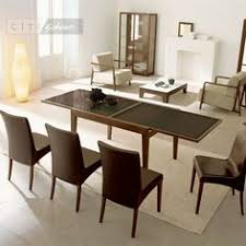 Extending Kitchen Tables by Dining Tables Calligaris Enterprise Glass Vq Extendable Dining