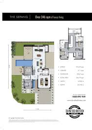 the sepang floor plan concept range david reid homes australia