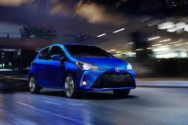 2017 toyota yaris overview cars com