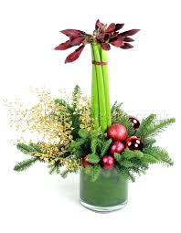 christmas floral arrangements modern christmas floral centerpieces contemporary christmas flower