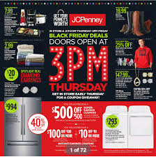2017 black friday ads home depot jcpenney black friday 2017 ad sales u0026 deals