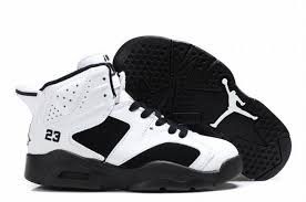 kid jordans michael 6 retro white black kid footwear 27876 kids 15