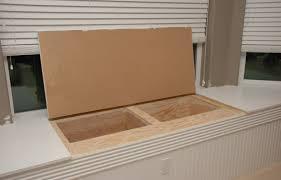 Under Window Storage by Zestforlife Window Seating Furniture Tags Window Bench With