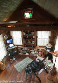 Tiny Cabins When You Realize What Makes This House So Different You U0027ll Drool