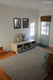 Build Storage Bench Plans by How To Build A Bench With Storage