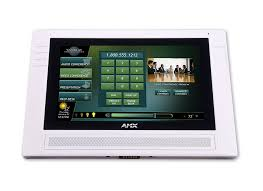 Touch Screen Conference Table Conference Table Touch Screen Countertop Mvp 9000i Amx