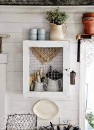 Repurpose Cabinet Doors by Diy Primitive Cabinet From A Repurposed Wooden Crate And Frame