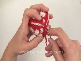 how to knit the in drops 0 856