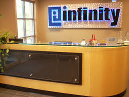 How To Build Reception Desk by Commercial Furnishings Infinity Network Solutions