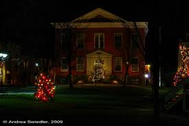 milford ct tree lighting 2017 litchfield county real estate information local events and more