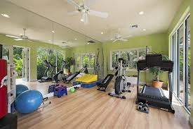 Home Gym Interior Design The Home Gym The Latest Trends In Custom Designed Fitness Rooms