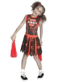 Zombie Halloween Costumes Boys Zombie Cheerleader Costume Homemade Halloween Costumes