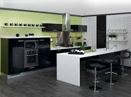 cuisine gris et vert anis awesome salle de bain verte et marron photos amazing house