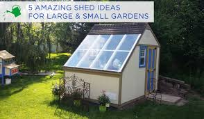Garden Shed Floor Plans 5 Garden Shed Ideas You Have To See To Believe