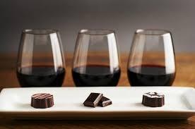 wine chocolate chocolate wine pairing